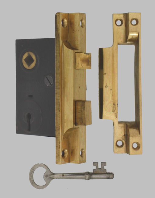Derl 8380 Norwalk 8380 Rabbeted Locks 1 5 8 Backset